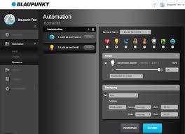 blaupunkt app smart home alarmanlage